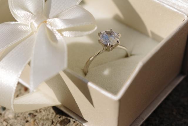 結婚指輪をはじめてつけるのはいつ?