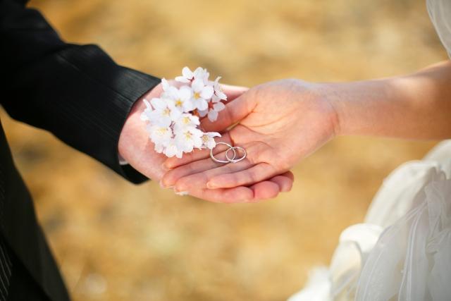 結婚指輪の形の種類は?